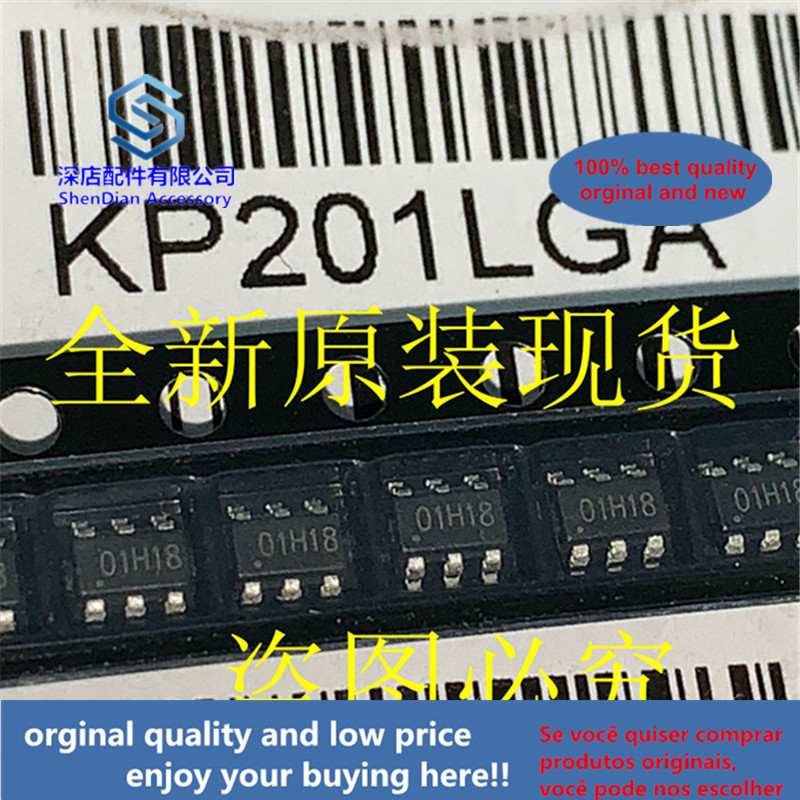20pcs 100% Orginal And New KP201LGA KIWI SOT23-6  Silk-screen 01H18 Silk-screen 01  Best Qualtiy