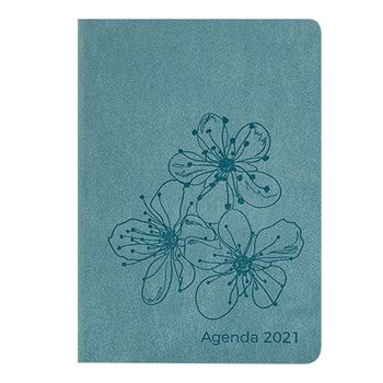 2021-2021 Planner - Academic Weekly & Monthly Planner with Tabs, 5.5