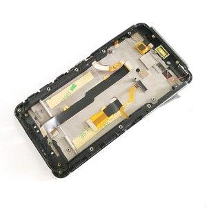Image 5 - Aicsrad elephone 兵士液晶ディスプレイ + タッチスクリーンデジタイザガラスパネルアセンブリ elephone 兵士 2560*1440 携帯電話