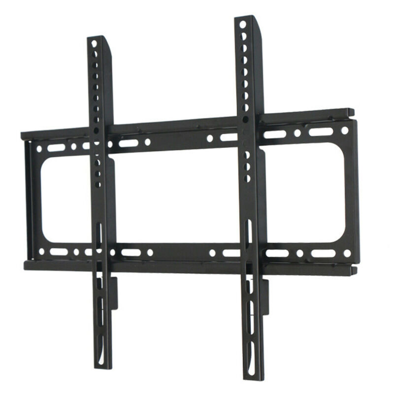 Universal TV Wall Mount Bracket Fixed Flat Panel TV Frame For 17-60 Inch LCD LED Monitor Flat Panel