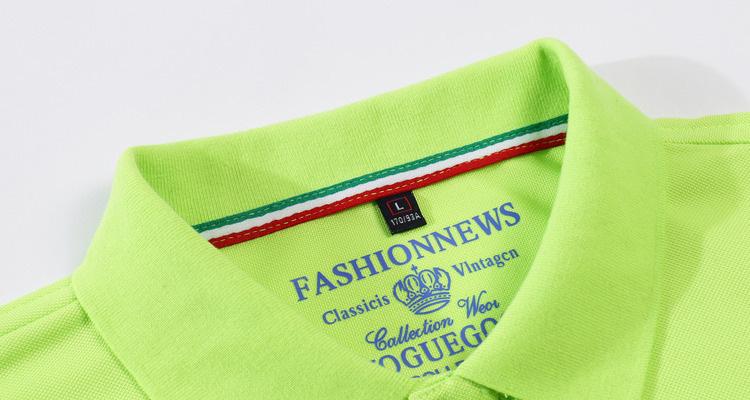 LiSENBAO Brand New arrival  Men Polo Shirt High Quality men polo shirt men short sleeve jerseys Summer Mens polo Shirts LS-1806 2