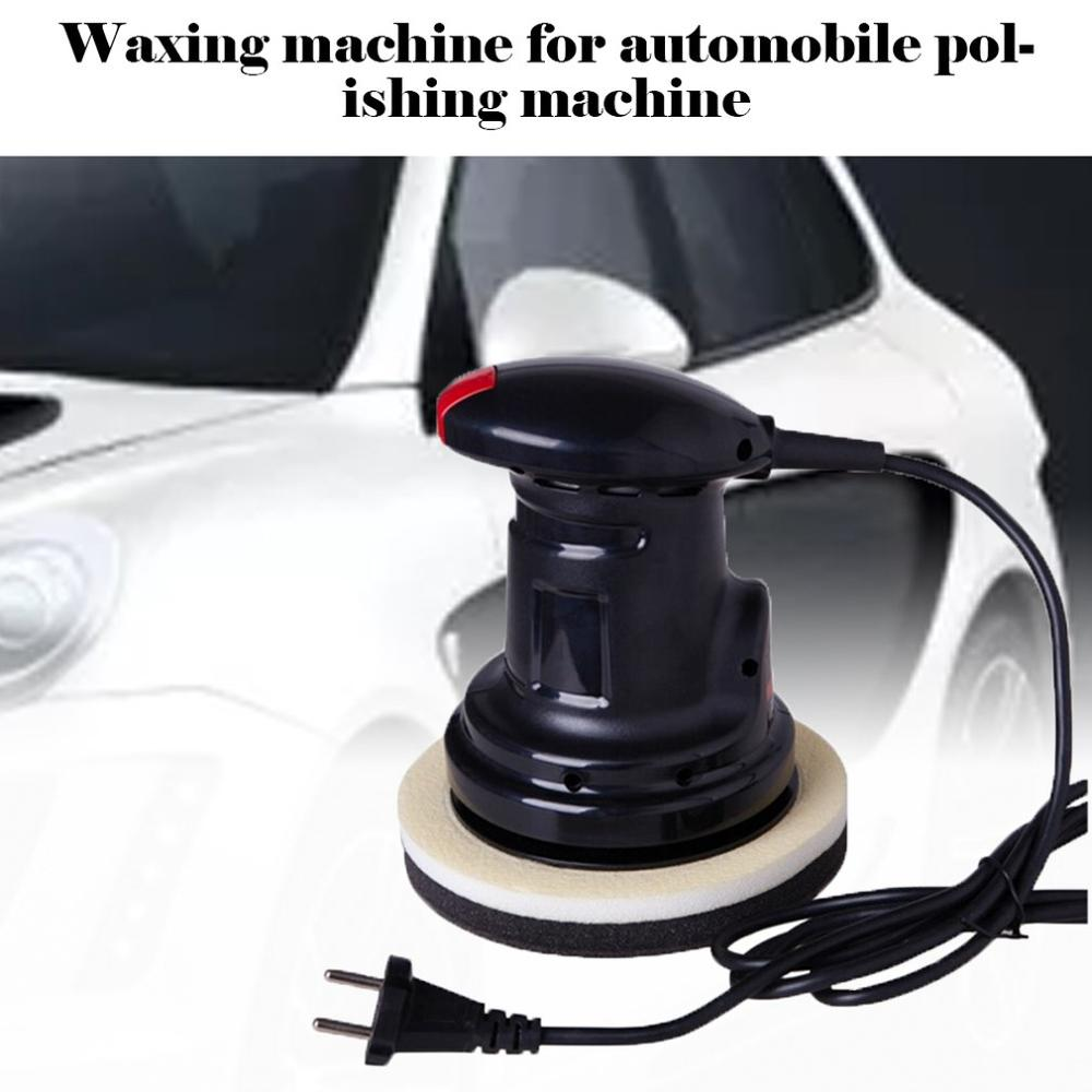 Dc12V Car Polisher Waxing Machine Beauty Tool Floor Electric Household Car Scratch Repair Sealing Machine