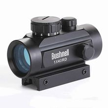 New 11mm / 20mm Rail Tactical Scope Holographic Riflescope Hunting Optics Red Do