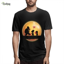 Cartoon Design Male Dragon Ball T Shirt Free Shipping Custom Graphic For SHIRT