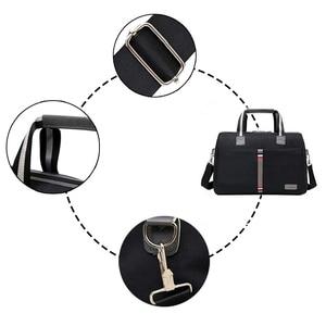 Image 3 - 2020 Waterproof Mens Travel bag Foldable Portable Shoulder Bags Women Fashion Travel Luggage Bag Large Capacity Travel Tote