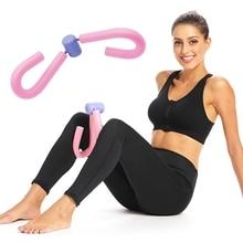 ПВХ тренажеры домашний спортзал оборудование фитнес тренажер упражнения бедро нога мастер рукоятки мышцы талии машина