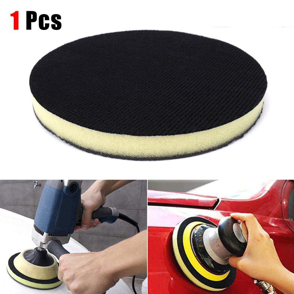 6 Clay Car Bar Polish Disc Pad Auto Car Care Wash Detailing Grade Sponge