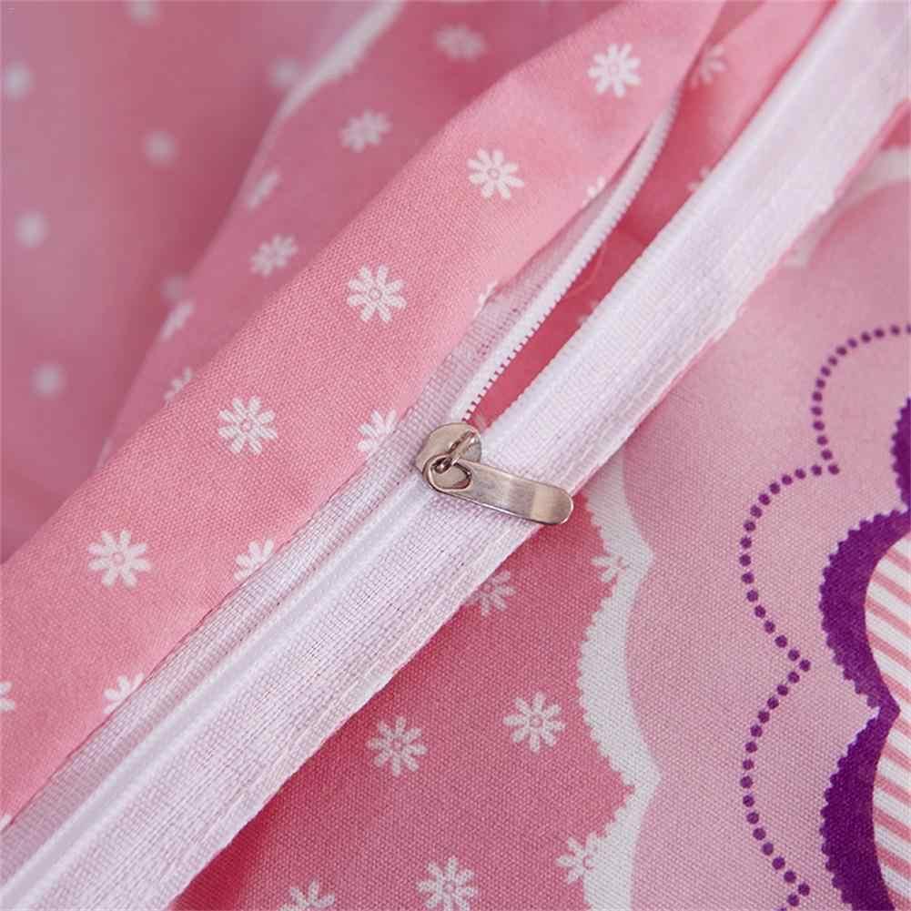 Двухъярусное покрывало наволочка из трех частей юбка утолщенная стеганая алоэ хлопок кожа хлопок кровать цельный кусок 1,5*2 м