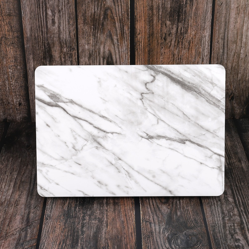 Marble Flower Bling Case for MacBook 91