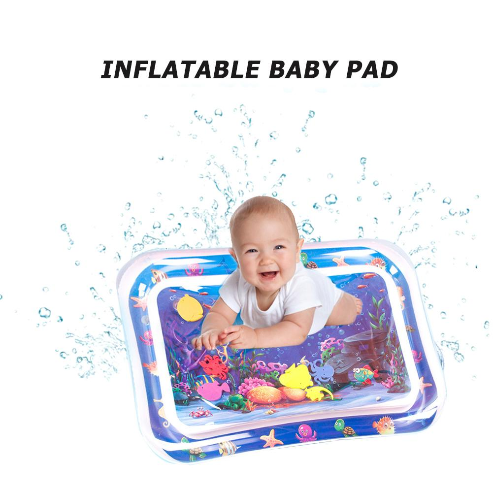 H40b1f20101eb4ad7a6c9367316f6b5e7h - Simplicity Security Bathing Float Pad Superb Craftsmanship Inflatable Baby Swimming Pool Children Home Use Paddling Pool