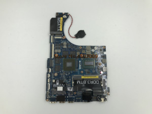 CN-096MP0 96MP0 096MP0 for dell xps 15 L521X LA-7851P laptop motherboard with i7-3612QM GT640M 2GB 100% tested work