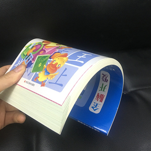 Writing Chinese Book 300 Basic Chinese Characters With Pictures Copybook for Preschool Children Calligraphy Book for Kid