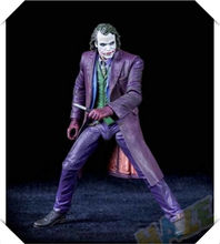 Figure Doll The Joker Superman Classic Batman Dark Knight pvc Action Figure Toy Collection Kids Gifts No Box  7''