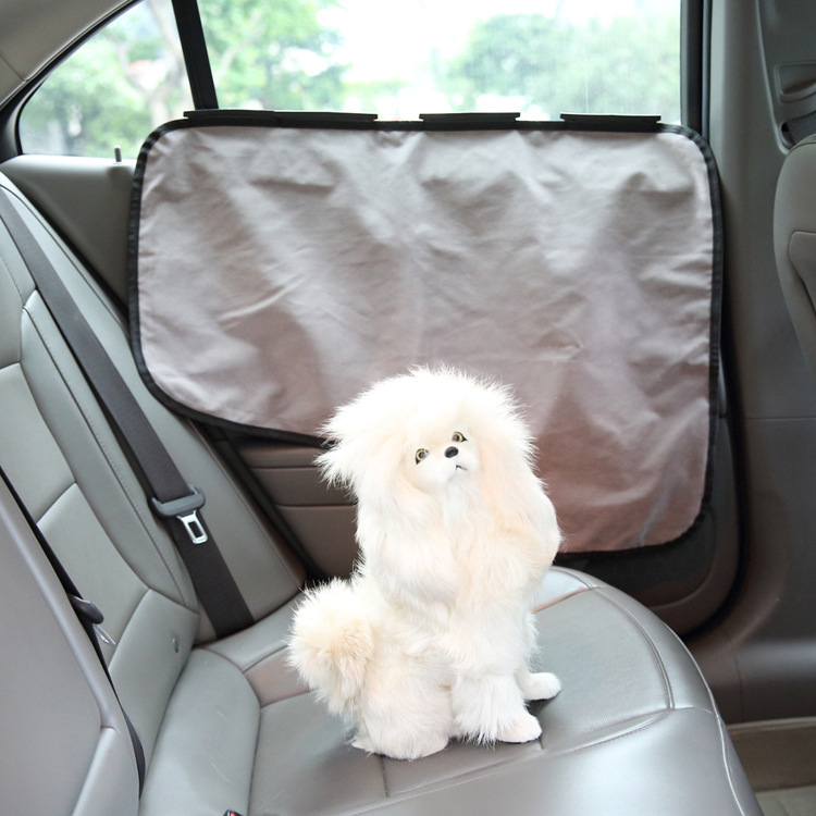 Hot Selling Pet Supplies Car Supplies Dog Car Door Protective Pad Anti-zhua Fang Scraping Car Doot Protection Pad