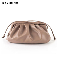 Bag For Women Cloud bag Soft Leather Mad