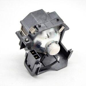 Image 3 - Chất Lượng Cao V13H010L41 / ELPLP41 Máy Chiếu Trần Bóng Đèn/Đèn PowerLite S5 / S6 / 77C / 78, EMP S5, EMP X5, H283A,
