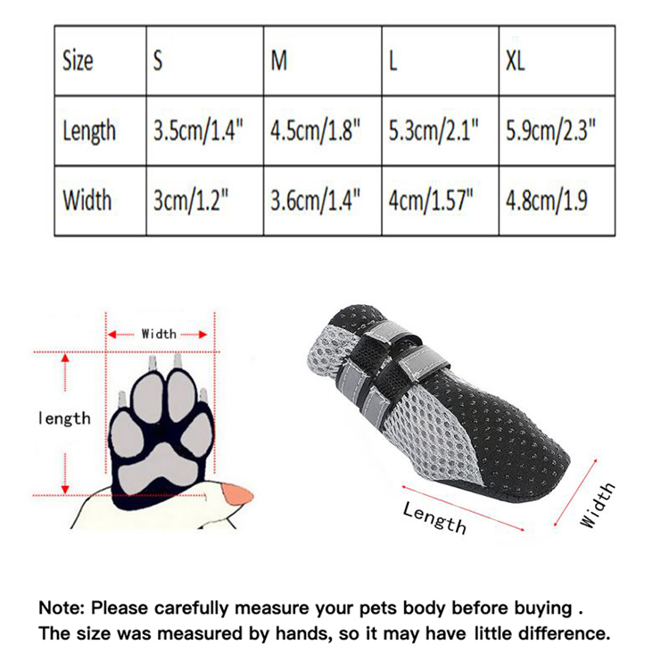 dog boots for hot pavement