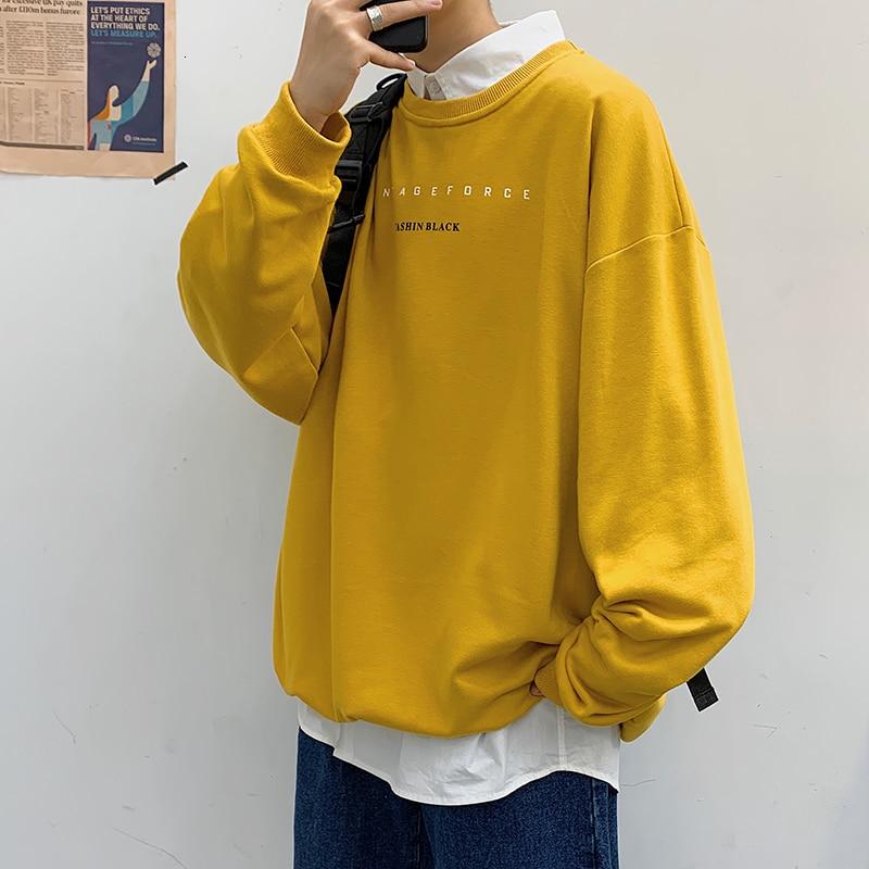 Мужские толстовки с забавным принтом Privathinker, модные повседневные пуловеры 5 цветов для осени 2020