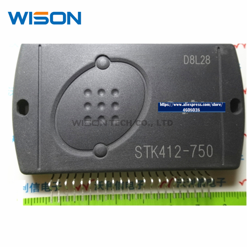 STK412-750  FREE SHIPPING  NEW AND  ORIGINAL MODULE