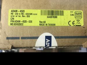 Image 3 - ADAM 4520 RS232 vers RS422/RS485 convertisseur série nouveau original, la boîte, s joint autocollant est déchiré, mais il est nouveau original également