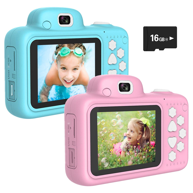 Children Mini Camera Kids Educational Toys Camera For Birthday Gifts Digital Camera 1080P Projection Video Camera Kid Camera Toy