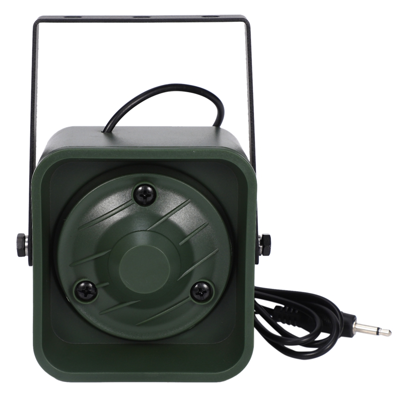 50W Electronics Hunting Bird Caller Sounds Player Hunting Decoy Bird Voice Caller Hunting Speaker