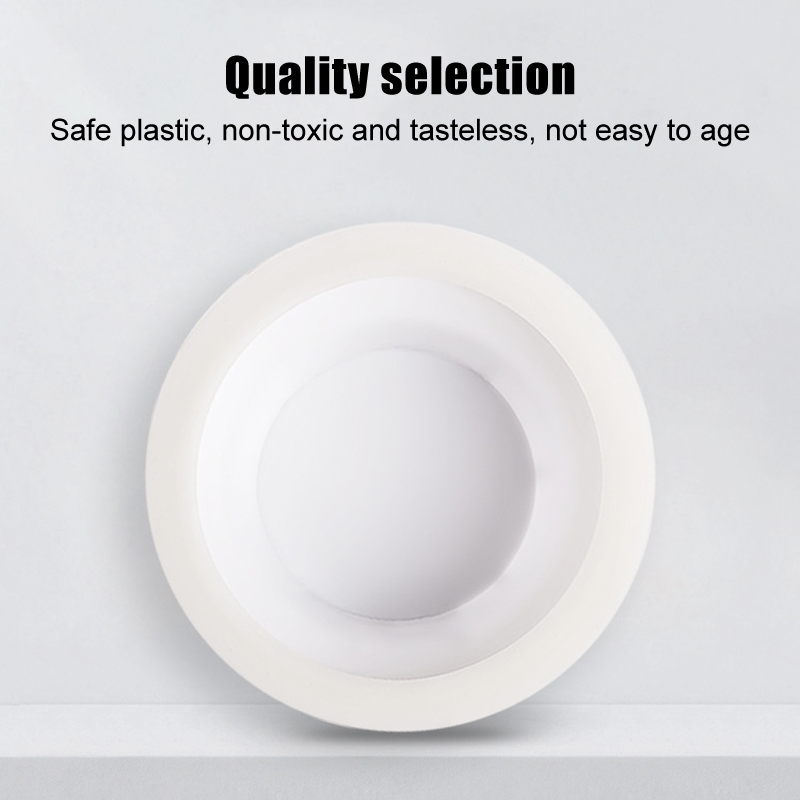 Hot Anti-smell Plug for Squatting Pan Squat Toilet Squatting Pit Smell Stopper Durable FQ-ing