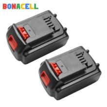 18V/20V 4500mAh Li-ion Rechargeable Battery Power Tool Replacement Battery for BLACK & DECKER LB20 LBX20 LBXR20 li polymer li pol 18v 19v 20v 10ah rechargeable battery for laptops power bank 5v usb buck converter