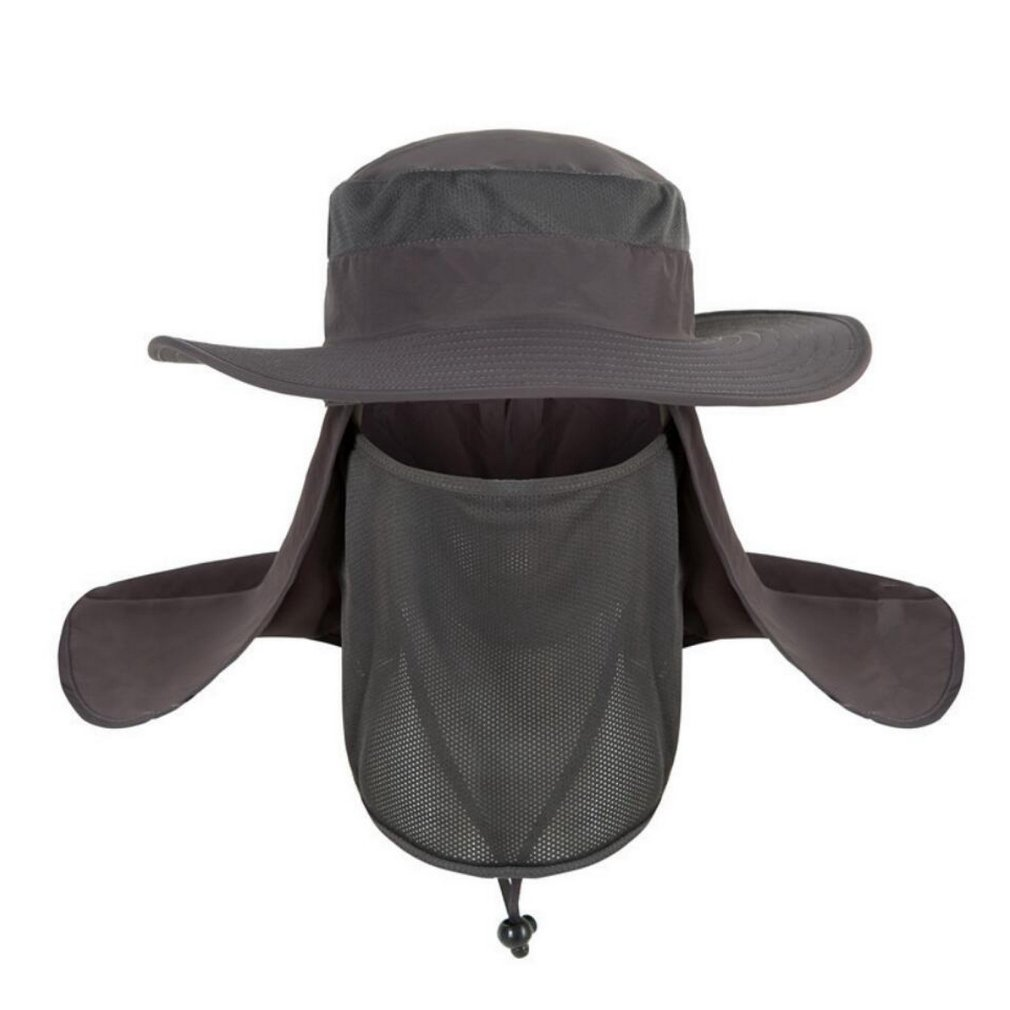 Mens Curtain Hat Uv Protection Autumn Summer Hiking Hat Outdoor Cap Harajuku Hip Hop Fisherman Women Bucket