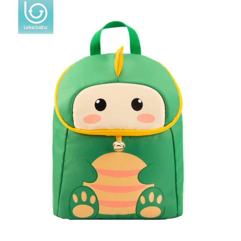 Lekebaby Multi-function Cartoon Children Backpacks Cute Mini Nappy Diaper Baby School Bag Travel Child Kids Bags Girls Boys Gift