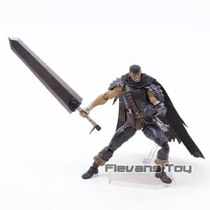 Image 2 - FIGMA 359 Berserk Guts ดาบสีดำ PVC Action FIGURE Joint Movable Figurien ของเล่น