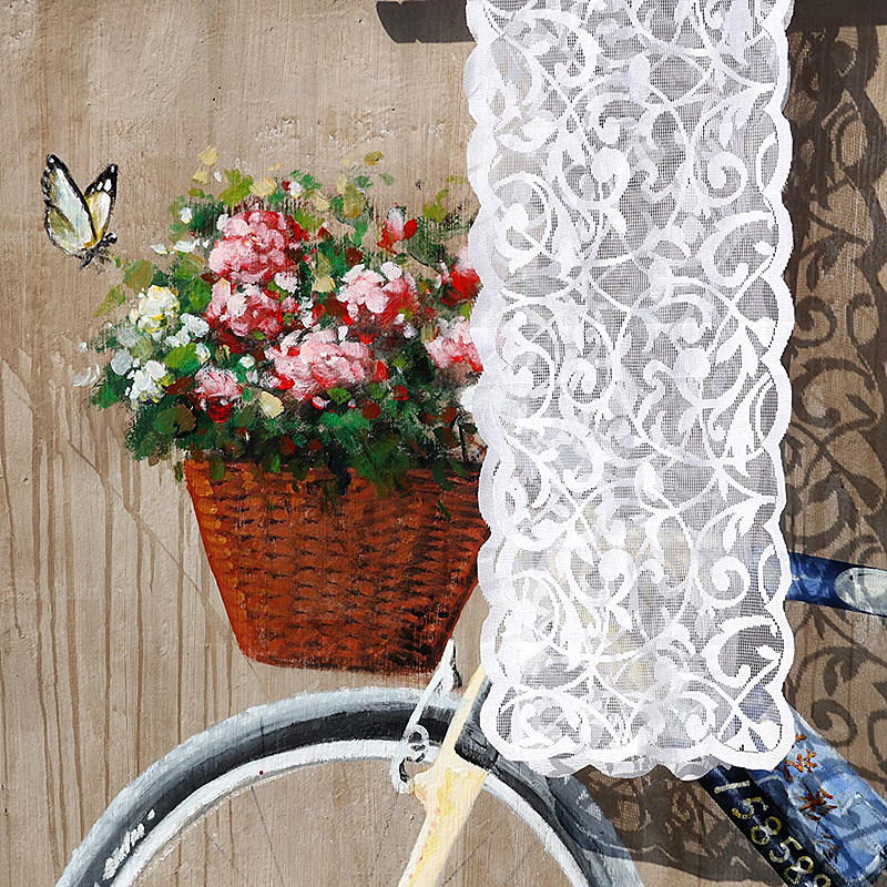 1pc 33x183cm Christmas White Lace Table Runner Crooked Flower Lace Table Cover For Home Kitchen Tablecloth Wedding Party Supply