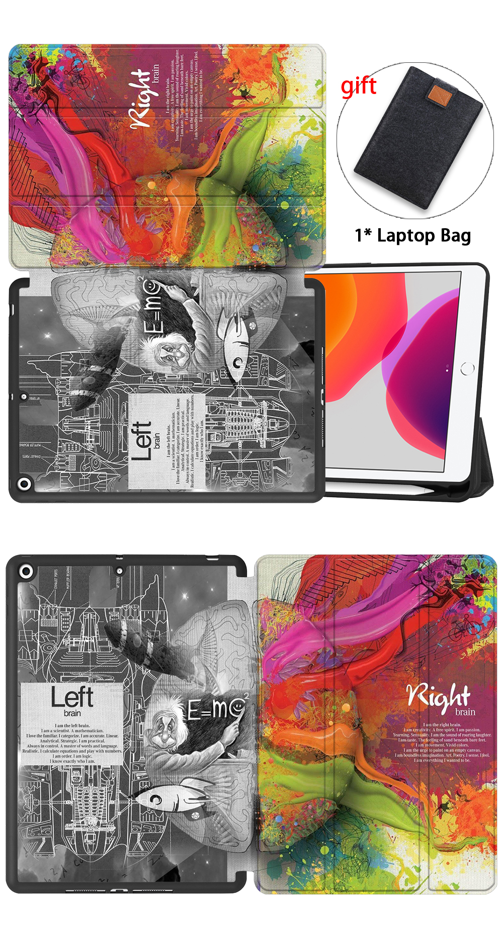 iPad Leather 8th TPU 2020 Case 7th Soft Flip Tablet MTT +PU For inch 10.2 Generation