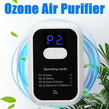 Ozone Generator Multifunctional Active Disinfector Air Purifier Disinfect Smart Deaerator Machine for Home Kitchen Toilet