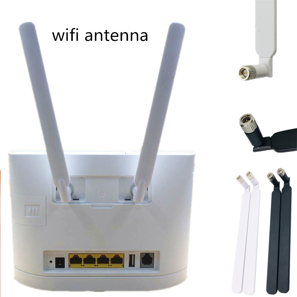 WIFI Antenna SMA Male 15 DBi 4G Signal Booster High Gain LTE Router External Antenna WiFi For Huawei B593 B315 B310 698-2700MHz
