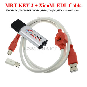 Image 4 - MRT SCHLÜSSEL 2 MRT DONGLE SCHLÜSSEL mrt schlüssel 2 + für xiaomi hongmi 9008 kabel für Coolpad hongmi entsperren konto entfernen passwort imei reparatur