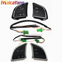 Phone Cruise Control steering wheel switch Auto Spare Parts steering wheel buttons For Mitsubishi Outlander 2013 2015 2016 2018