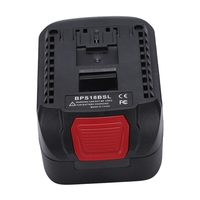 BPS18BSL Li-Ion Battery Converter Adapter for Black Decker/Stanley/Porter Cable 18V Used To for Bosch 18V Tool