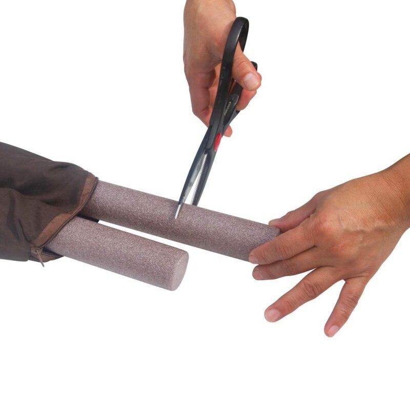O projeto dobro da porta rolha o som inferior do construtor da porta e a redução de ruído waterproof o pára-brisa dustproof