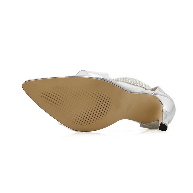 Chaussure Talon cristal