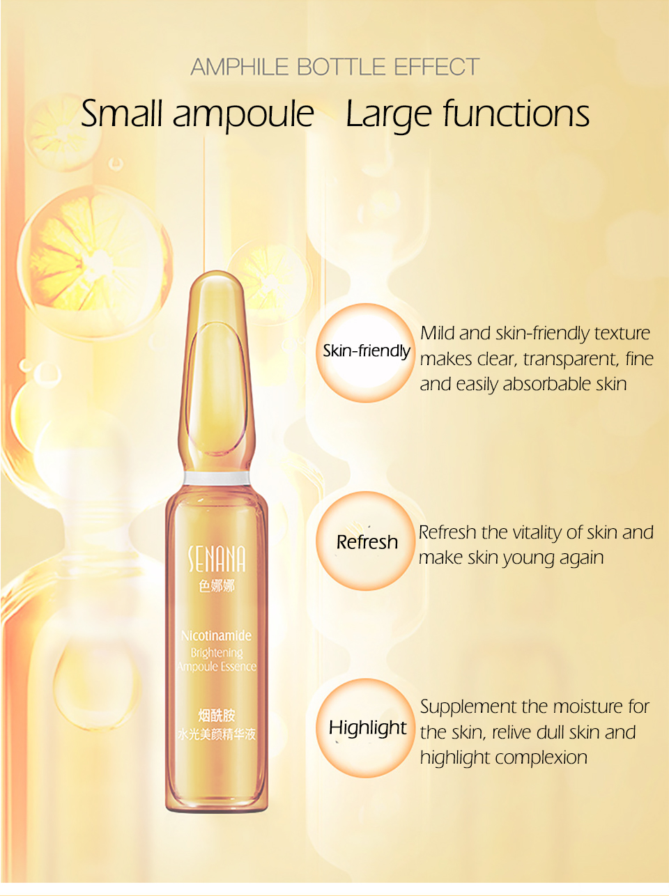 Instant Dark Spot Lifting Ampoule