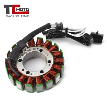 TCMOTO 21003-0042 Motorcycle Stator Coil for Kawasaki ER-6F EX650 Ninja 650 ER650 ER-6N 2006-2011 KLE650 Versys 650 2007-2016