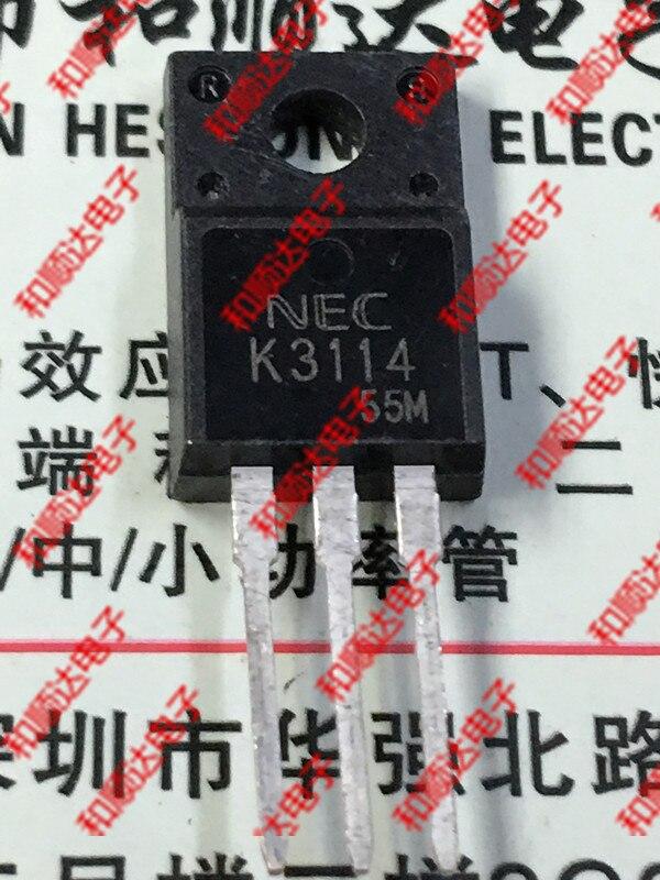 10 шт./лот K3114 sk3114 2 new spot TO - 220 - f 600 v 4 a