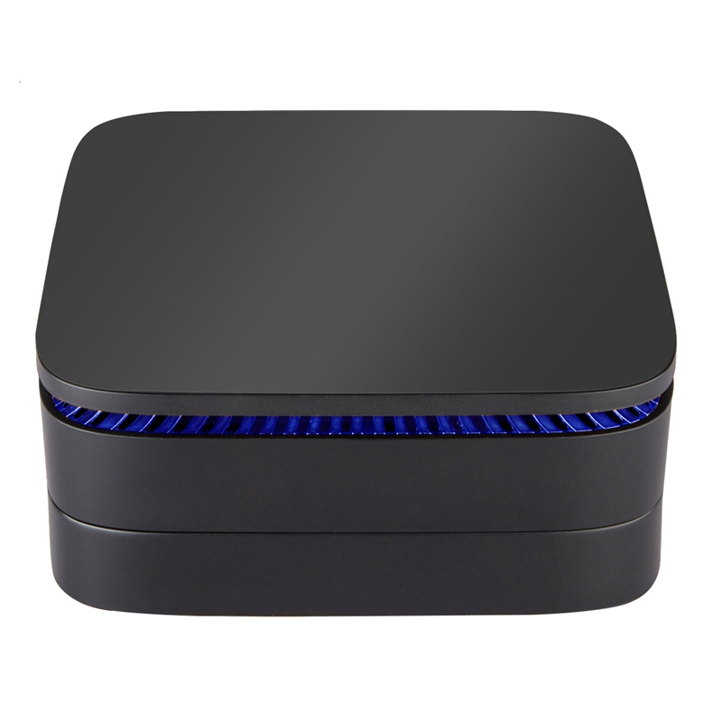 Ak1 Mini Pc Windows 10 Mini Computer Fanless Pc 4G Ram 64Gb Intel J3455 Htpc Office Pc Hdmi Wifi 4K Usb3.0
