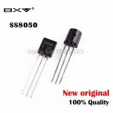 100 шт 50 ss8050 + ss8550 транзистор npn pnp to 92 ic новый