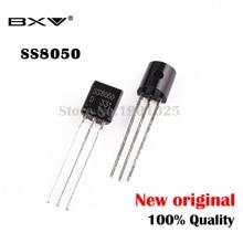 100pcs 50PCS SS8050 + SS8550 TRANSISTOR NPN PNP TO-92 IC new original
