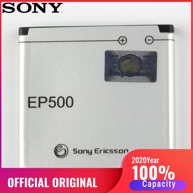 Original SONY Phone <font><b>Battery</b></font> For SONY ST17I ST15I SK17I WT18I X8 U5I E15i wt18i wt19i Replacement <font><b>Batteries</b></font> <font><b>EP500</b></font> bateria image