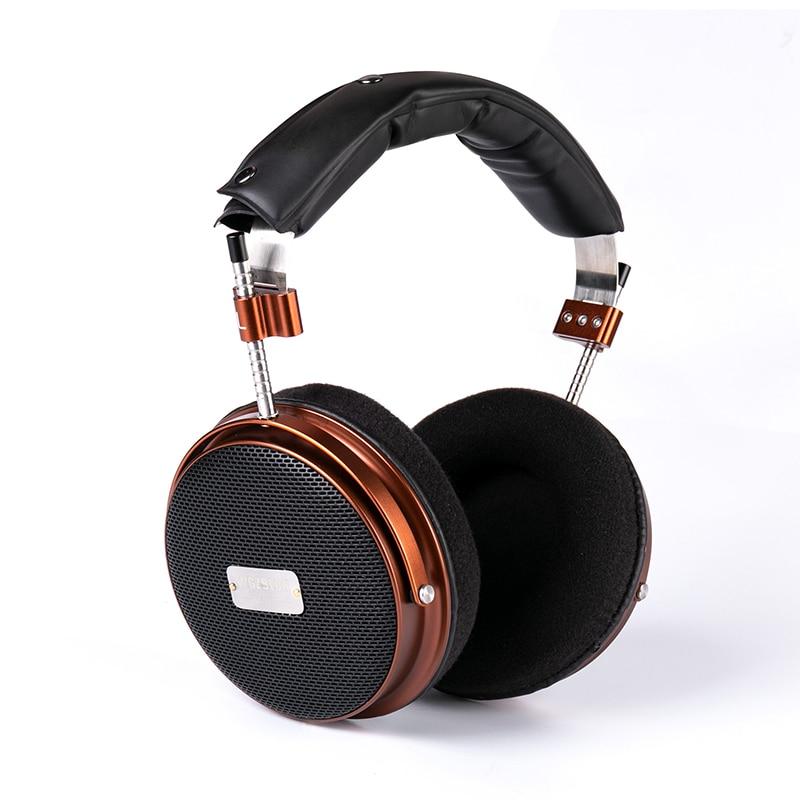 Neue BLON BL-30 BL30 Über-Ohr Kopfhörer 70mm Treiber Noise Cancelling Kopfhörer Einstellbare Kopfhörer mit 3,5 Kabel BLON BL03 BL01