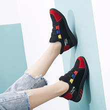 2020 New Women Sneakers Flats Fashion Casual Ladies