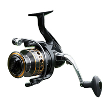 2020 New 5.5:1 Gear Ratio Nylon Metal Body Spinning Reel  Soft Handle All Metal Wire Cup 1000 2000 3000 4000 5000 Fishing Reel k8356 fishing spinning reel 5 5 1 gear ratio wheel all metal wire cup fishing equipment spool capacity 1000 7000 plastic seat